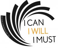 I Can, I Will, I Must Logo